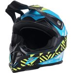Ac­tion­bikes Motors Kinder Cross Helm Hornet