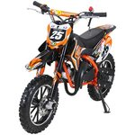 Ac­tion­bikes Motors Gepard Orange