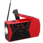 Airsson Outdoor-Solar-Radio