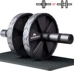 Amonax Bauchtrainer AB Roller