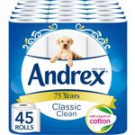 Andrex Classic Clean Toi­let­ten­pa­pier