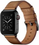 Arktis Apple-Watch-Lederarmband
