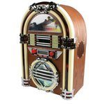 basicXL CD-Player in Jukebox-Optik