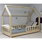 Best For Kids Haubett aus Na­tur­holz