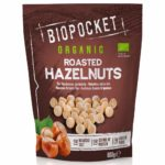 Biopocket Organic Roasted Hazelnuts