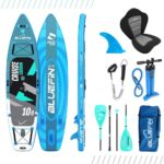 """Bluefin Inflatable SUP 10""""8'"""