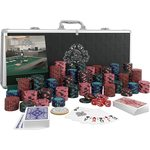 Bullets Playing Cards - Pokerkoffer Corrado Deluxe