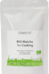 cosmopoliTEA Bio Matcha for Cooking
