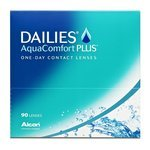 Dailies Aqua­Com­fort Plus