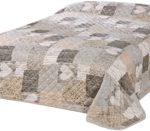Delindo Lifestyle Tagesdecke Patchwork
