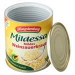 Di­ver­si­on Safe Do­sen­safe Mildessa Sau­er­kraut