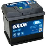 Exide EB500 Excell