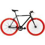 Fa­bric­Bike Matte Black & Red M