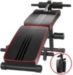 Ganeep Fitness tragbare Sit-up Bank