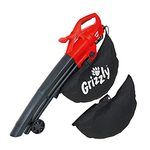 Grizzly Tools 3in1 Elektro 3in1 Laubsauger