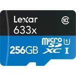 Lexar High-Per­for­mace 256 GB