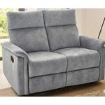 lifestyle4living Sofa mit Relaxfunktion