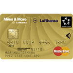 Lufthansa Miles and More Gold World Plus