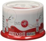 Maxell DVD-R-275701 Rohlinge