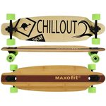 MAXOfit® Deluxe Cruiser Long­board