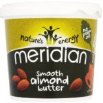 Meridian Foods Almond Butter Smooth