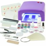 NAILS FACTORY UV Gel Na­gel­stu­dio Starter Set