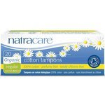 Natracare Baumwoll-Tampons