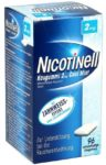Nicotinell 2 mg Cool Mint Kaugummis