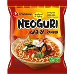 Nong Shim Neoguri In­stant­nu­deln Seafood & Spicy