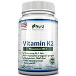 Nu U Nut­ri­ti­on Vitamin K2