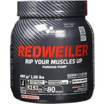 Olimp Red­wei­ler Pre Workout 480 Grams Red Punch