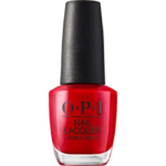 OPI Nail Lacquer Big Apple Red NLN25