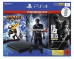 PS4 inkl. The Last of Us + Un­char­ted 4 + Ratchet & Clank