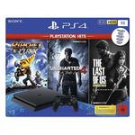 PS4 inkl. The Last of Us + Uncharted 4 + Ratchet & Clank