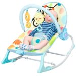 RELAX4LIFE Multifunktionale Babywippe