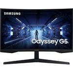 Samsung Odyssey C27G53T Curved Gaming Monitor