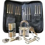 SecPack 25-teiliges Premium-Lockpicking-Set