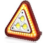 SunTop LED-Warn­drei­eck