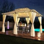 Swing & Harmonie Luxus LED-Pavillon Minzo