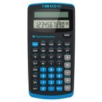 Texas In­stru­ments TI-30 eco RS
