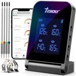 Tisoutec Bluetooth Grillthermometer