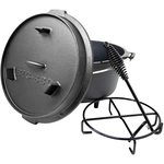 ToCis Big BBQ Premium Dutch Oven 6.0