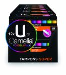 U by Camelia Tampons