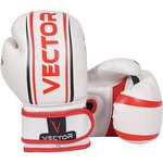 VECTOR SPORTS Premium Kinder Box­hand­schu­he