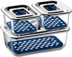WMF Top Serve Frischhaltedosen-Set 0654249999