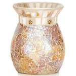 Yankee Candle Gold & Pearl Crackle