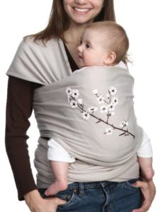 Tragetuch Moby Wrap