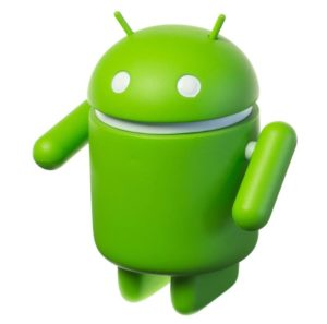Google Android Roboter