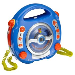 Kinder CD Player mit Mikrofon