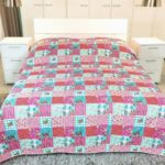 Patchwork Tagesdecke
